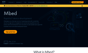 Mbed.org thumbnail