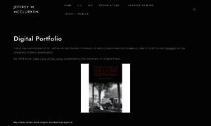 Mcclurken.org thumbnail