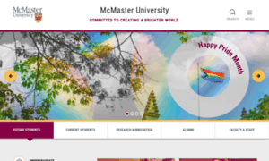 Mcmaster.ca thumbnail
