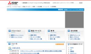 Mdis.co.jp thumbnail