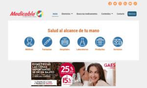 Medicable.com.mx thumbnail