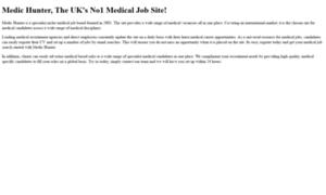Medichunter.co.uk thumbnail
