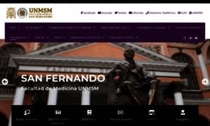 Medicina.unmsm.edu.pe thumbnail