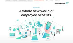 Mediplus.healthshield.co.uk thumbnail
