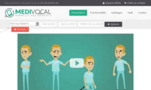 Medivocal.fr thumbnail