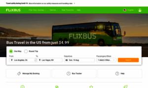 Meinfernbus.de thumbnail