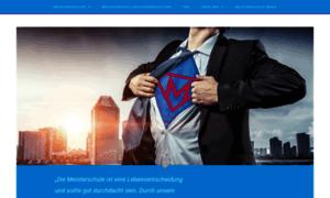 Meisterschule-handwerk.de thumbnail