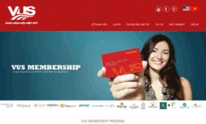 Member.vus.edu.vn thumbnail
