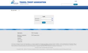 Members.traveltrust.co.uk thumbnail