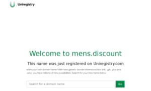 Mens.discount thumbnail