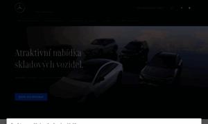 Mercedes-benz.cz thumbnail