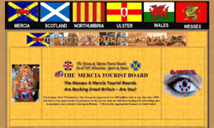Merciatouristboard.org.uk thumbnail