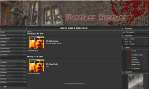 Merciless-butcher.org thumbnail