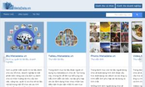 Metadata.vn thumbnail