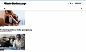 Miastostudentow.pl thumbnail