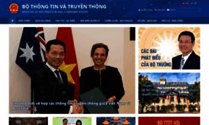 Mic.gov.vn thumbnail