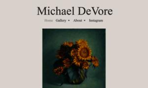 Michaeldevore.net thumbnail