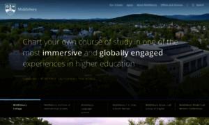 Middlebury.edu thumbnail