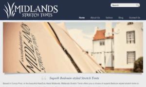 Midlandsstretchtents.com thumbnail