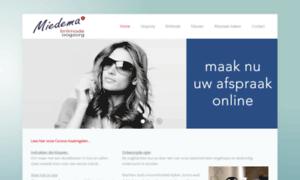 Miedemaoptiek.nl thumbnail