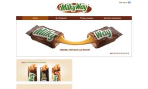 Milkywaybar.com thumbnail