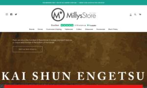 Millyskitchenstore.co.uk thumbnail