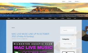 Milnertonaquaticclub.co.za thumbnail