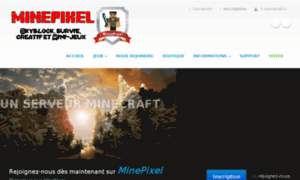 Minepixel.fr thumbnail