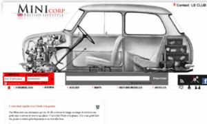 Minicorp.net thumbnail
