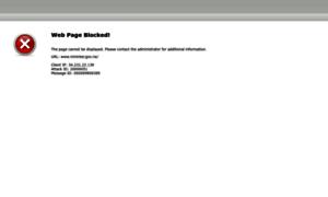 Mininter.gov.rw thumbnail