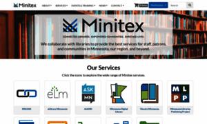 Minitex.umn.edu thumbnail
