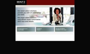 Mintzscreeningservices.com thumbnail