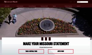 Missouristate.edu thumbnail