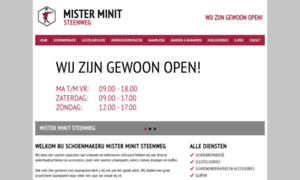 Misterminitsteenweg.nl thumbnail
