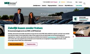 Mkblease.nl thumbnail