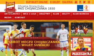 Mkschojniczanka.pl thumbnail
