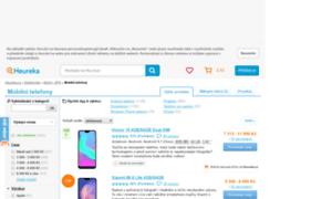 Mobilni-telefony.heureka.cz thumbnail