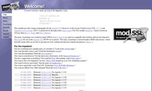 Modssl.org thumbnail