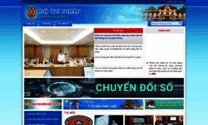 Moj.gov.vn thumbnail