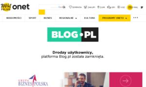 Mojaszuflada.blog.pl thumbnail