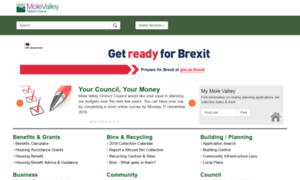 Mole-valley.gov.uk thumbnail