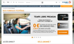 Mon-telepeage.fr thumbnail