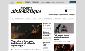 Monde-diplomatique.fr thumbnail
