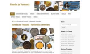 Monedasdevenezuela.net thumbnail