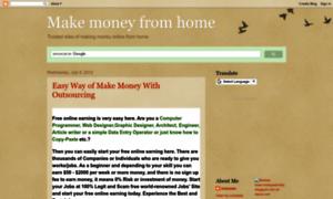 Moneyearntrip.blogspot.com thumbnail