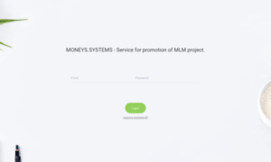 Moneys.systems thumbnail