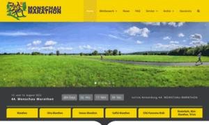 Monschau-marathon.de thumbnail