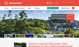 Monschau.de thumbnail