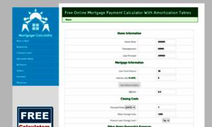 Mortgagecalculator.biz thumbnail