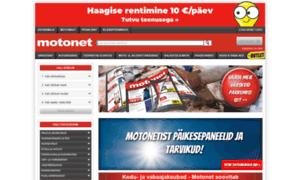 Motonet.ee thumbnail